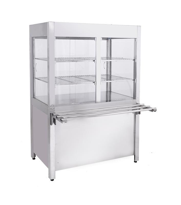 Витрина холодильная кондитерская КИЙ-В ВХК-1500 Классик
