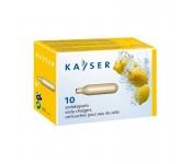 Баллончики для газирования воды Kayser