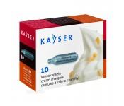 Баллончики для сливок Kayser (10шт.)