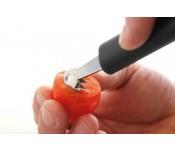 Нож для вырезания шариков - одинарный, гофрированный Hendi 856024