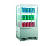 Шкаф холодильный FROSTY RT58L-1D White