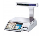 Весы торговые CAS CL5000J-IP 6
