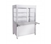 Вітрина холодильна кондитерська КИЙ-В ВХК-1200 Класик