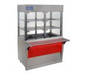Витрина холодильная кондитерская КИЙ-В ВХК-1500 Эксклюзив