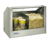 Тепловая витрина ВТПК-1000. Раздвижные шторки обеспечивают быстрый и удобный доступ к продуктам