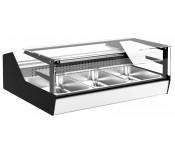 Витрина тепловая настольная Полюс ВТ-1,0 Cube Арго XL